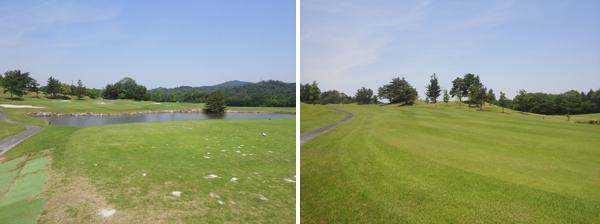 ★絶好のゴルフ日和★